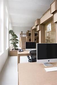 Construire Un Bureau : alrik koudenburg et joost van bleiswijk design bureau construire un bureau et le bureau ~ Melissatoandfro.com Idées de Décoration