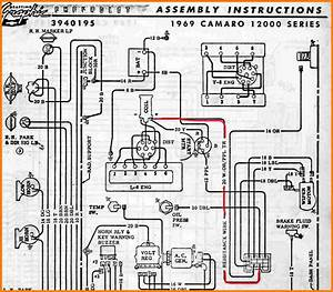 69 Camaro Console Wiring Harness Diagram