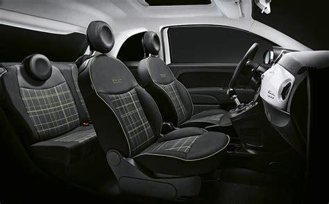 Tappezzeria Fiat 500 Lounge Int 233 Rieur Nouvelle Fiat 500 Voiture Citadine Fiat