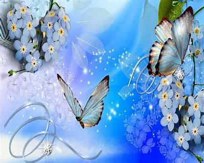 Butterflies Butterfly Background Cynthia Wallpapers Flower Cynti19