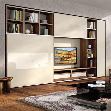 Hülsta Wohnwand Megadesign In Weiß Von Hardeck Für 7999