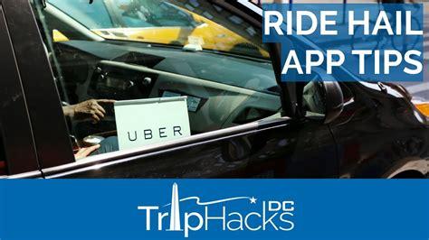 Tips For Uber & Lyft In Dc