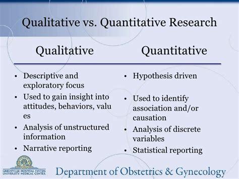 qualitative research design qualitative vs quantitative research foto 2017
