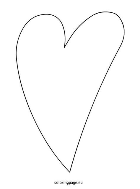 Die symptome dieser erkrankung ähneln einem herzinfarkt. Elongated heart template   Heart template, Heart shapes ...