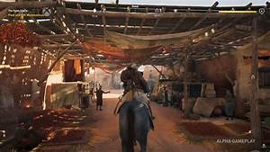 Assassin's Creed Origins Alpha Gameplay Shown at Xbox E3 ...