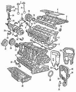 Engine  Engine For 1997 Volvo 850  1