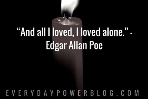 edgar allan poe quotes  life happiness