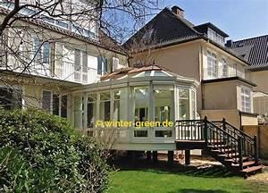 Wintergarten Englischer Stil : wei er englischer wintergarten 005 ~ Markanthonyermac.com Haus und Dekorationen