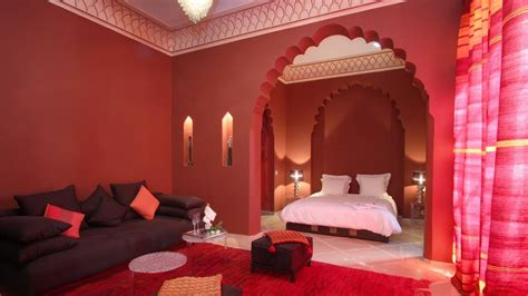 chambre a coucher marocaine moderne decoration marocaine chambre