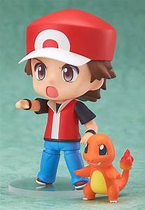 More Shots Of The Trainer Red Nendoroid U229f Iu2019m Not