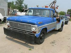 1969 Ford F 350 Wrecker Truck For Sale  Photos  Technical