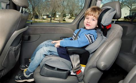 study finds more children ride in car seats and booster seats