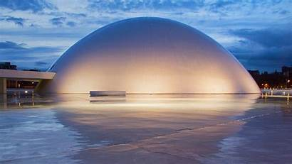 Niemeyer Oscar Spain International Cultural Bing Centre