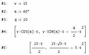 Gravitationsbeschleunigung Berechnen : grafik 2d parameterdarstellungen ~ Themetempest.com Abrechnung