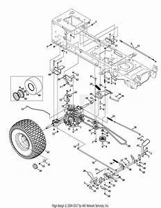 Mtd Yt4220  13ax93ks897   2014   13ax93ks897  2014  Parts