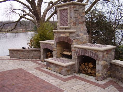 outdoor fireplaces pictures landscape outdoor fireplace benson stone
