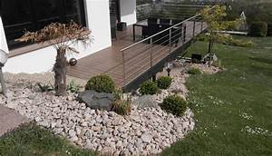 amenagement terrasse exterieur bischoffsheim paysagiste With photos amenagement jardin paysager 17 amenagement terrasses