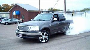 2002 Ford F150 Supercrew 5 4 Burnout