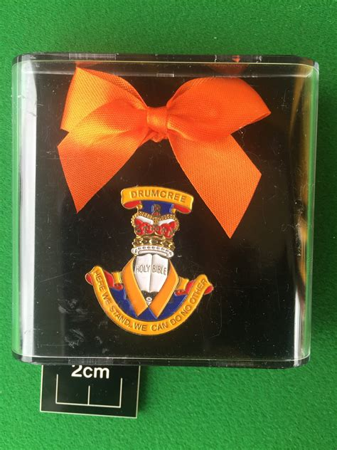 siege of drumcree modern orange parade items 1702082