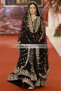 Different Shoe Size Chart Beautiful Black Bridal Outfit For Shadi Walima By Designer