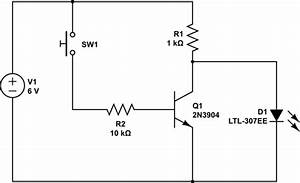 transistors how does a not gate bypass the output With circuit of not gate
