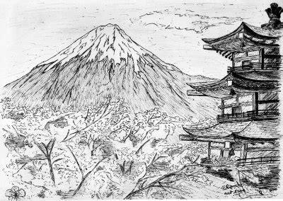 2eme Fuji Yama!  Juste Des Dessins