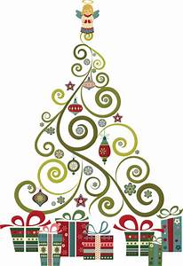 Pretty Christmas Trees Pictures - Cliparts.co