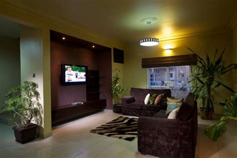 Private Residence At Dogwood Estate, Chevron Drive, Lekki Sheer Curtains Online Australia Linens And Things Home Theater Velvet 247 Blinds Tartan Plaid Curtain Fabric Country Kitchen Track For 108 Inch White Blackout