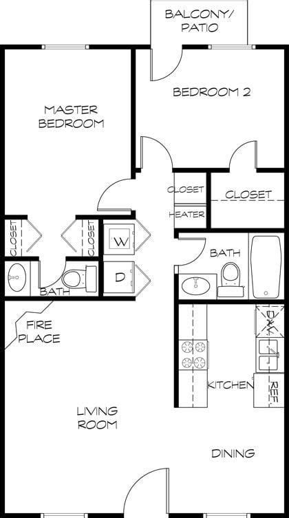 square foot house plans  bedroom unique small house