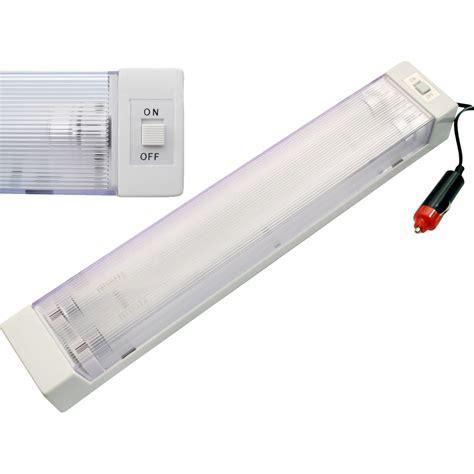 12v 8w fluorescent interior light