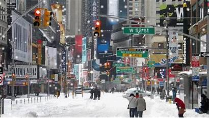York Navidad Nueva Partes Blanca Snow Square