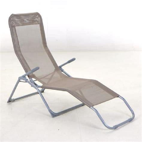 chaise longue de jardin pas cher transat chaise longue siesta vert achat vente