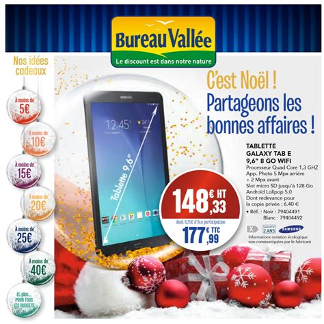 catalogue bureau vall catalogue bureau vallée offres noel 2015 catalogue az