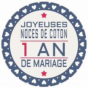 Idée Cadeau 1 An De Mariage : 1 an de mariage noces de coton symbole id es cadeaux ~ Melissatoandfro.com Idées de Décoration