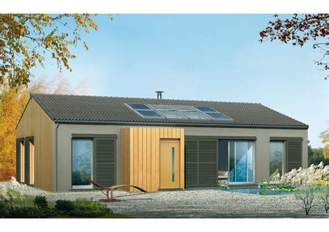 maison plain pied 5 chambres maisons phénix constructeur maisons individuelles à