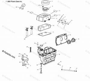 Polari Snowmobile Wiring Schematic