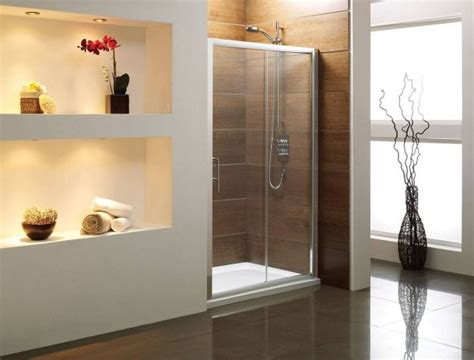 sliding door shower enclosures   contemporary