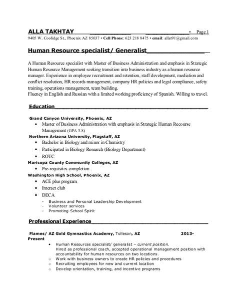 Resume Az by Takhtay Resume Az