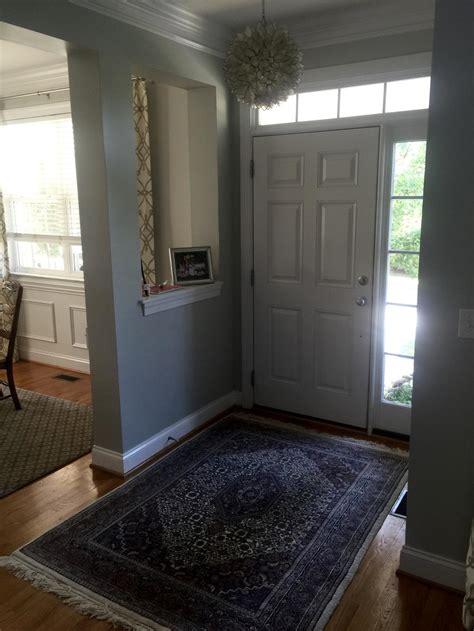 hamilton blue front door  cabinet girls