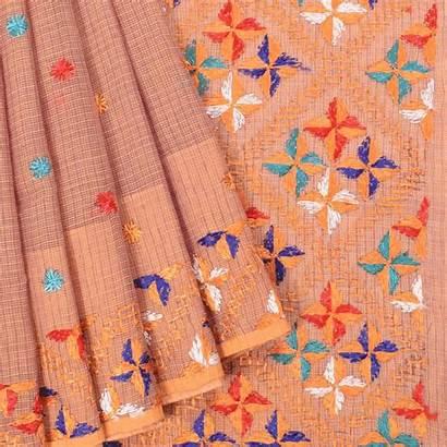 Embroidery Borders Saree Decorate Techniques Phulkari Thread