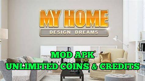 home design dreams apk mod unlimited money