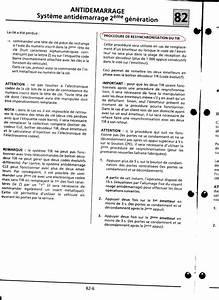 Logiciel Code Antidemarrage Renault : probleme plip et antidemarrage ~ Medecine-chirurgie-esthetiques.com Avis de Voitures
