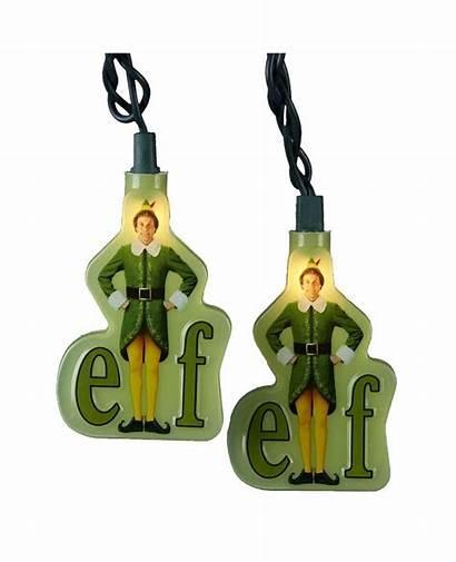 Elf Lights Buddy String Mypartyshirt