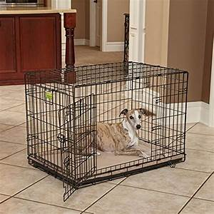 midwest homes for pets deluxe micro terry pet bed dog bed With dog crate cost