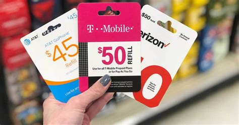 Maybe you would like to learn more about one of these? $5 Off Prepaid Mobile Phone Airtime Cards at Target   AT&T, Verizon, T-Mobile + More - Hip2Save