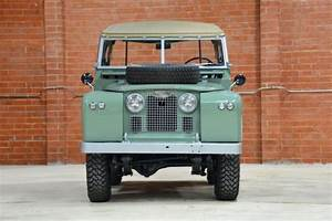 Classic 1961 Land Rover Series Ii 88 Lhd For Sale  Detailed Description And Photos