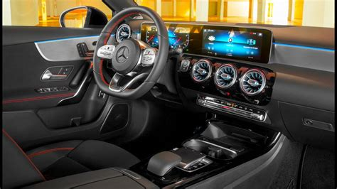 Mercedes Interior 2019 by 2019 Mercedes A Class Sedan Interior