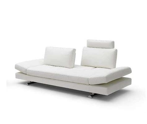 white leather sofa bed white leather sofa bed kuka 1510 sofa beds