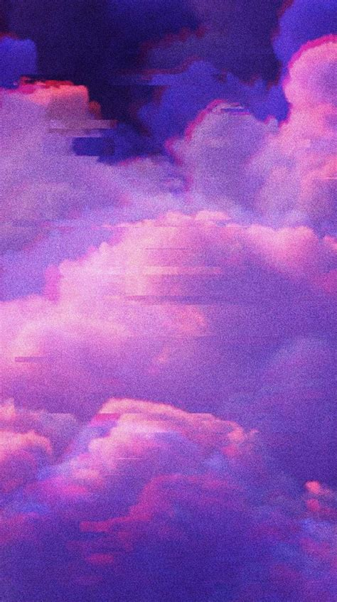 Aesthetic Purple Clouds Wallpapers - Wallpaper Cave