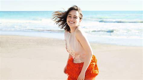 emilia clarke pretty girl  hd  poster preview
